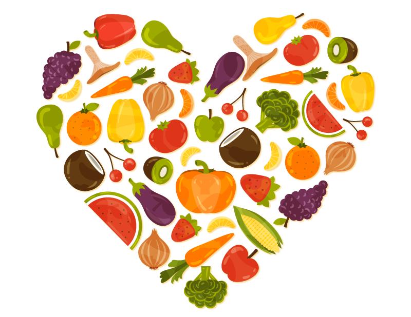 Les fruits et les légumes issus de l'agriculture biologiques permettent de limiter les pesticides dans nos assiettes pour une meilleure santé.