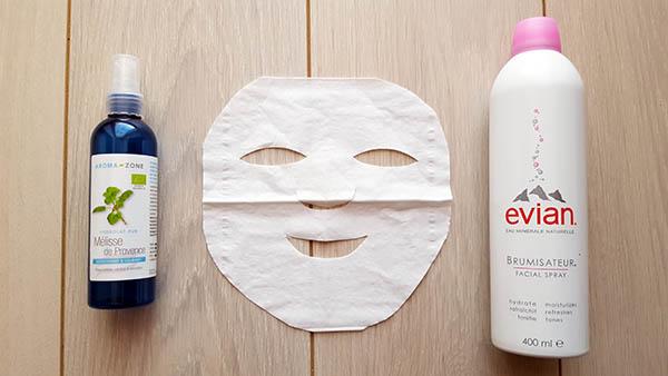 Masque coton japonais