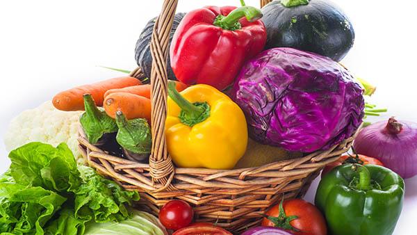 Ils sont beaux mes fruits et mes légumes en juillet!