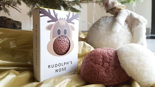 L'éponge Konjac en édition limitée est un super cadeau à offrir pour Noël