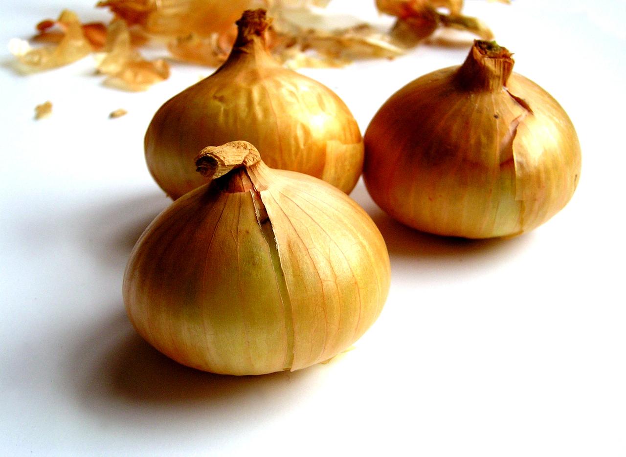 L'oignon est un allié naturel pour lutter contre le cholestérol et les maladies cardio-vasculaires grâce aux antioxydants qu'il contient